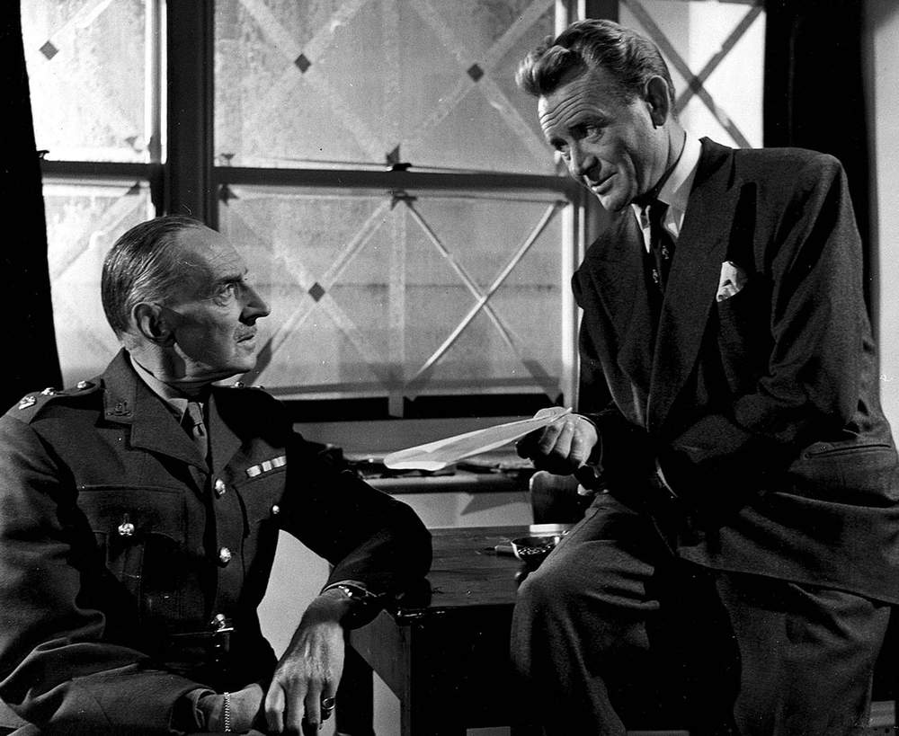 I Was Monty's Double had John Mills (right) among its many stars
